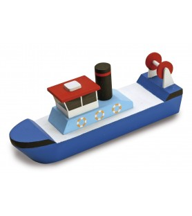 MY FIRST WOODEN KIT: TUGBOAT
