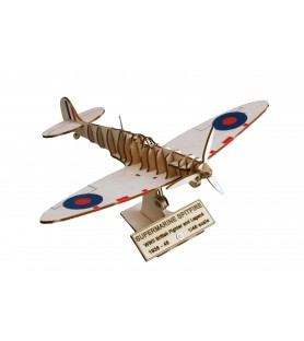 ART&WOOD: SPITFIRE BATTLE OF ENGLAND