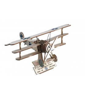 ART&WOOD: FOKKER DR.I RED BARON