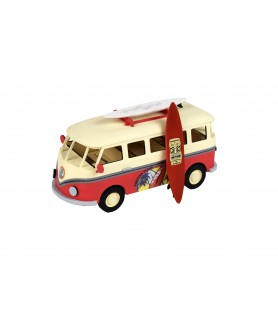 Junior Collection: Wooden Model for Kids Surfer's Van