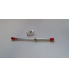 Obturador + aguja de diam. 0,80 mm