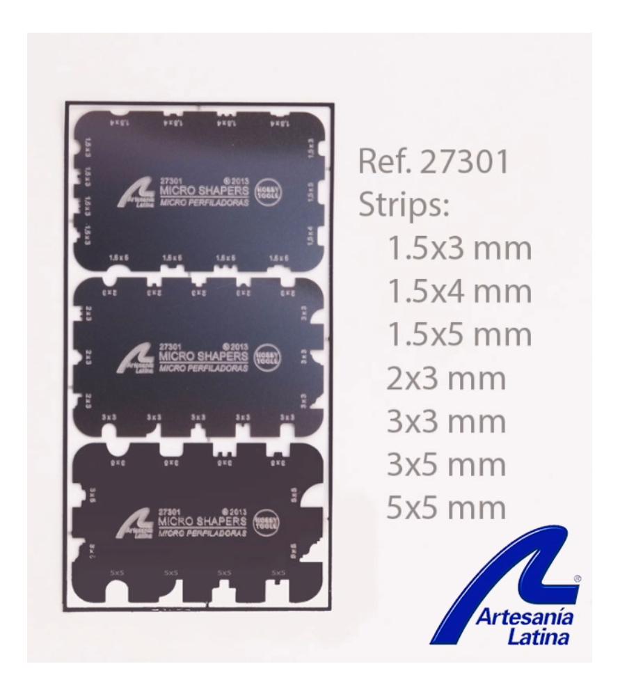 Micro Perfiladoras B