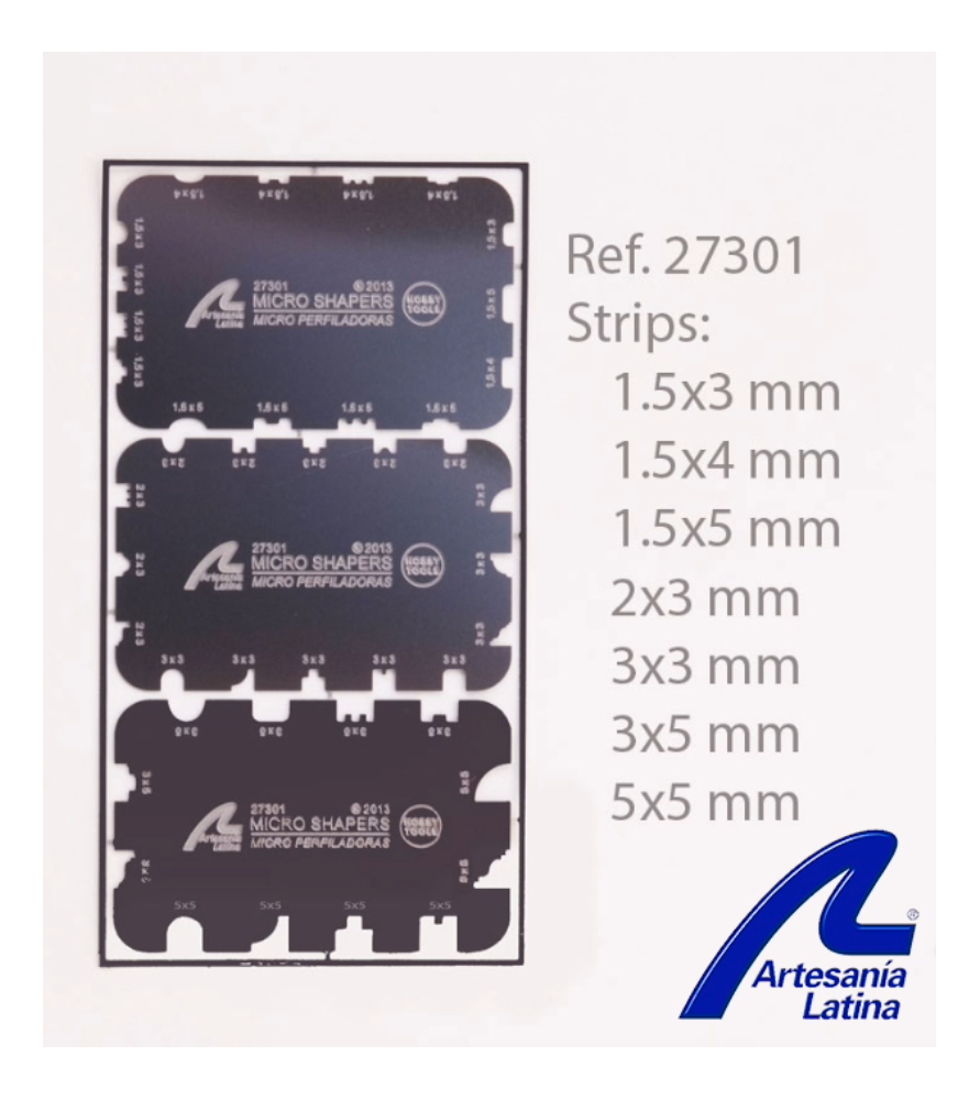 Micro Shapers B