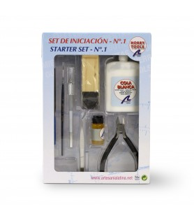 Set of Tools for Initiation in Modeling and Crafts