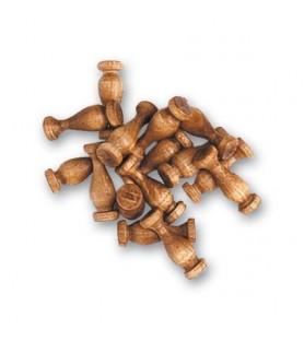 Walnut Column 14 mm (15u.)
