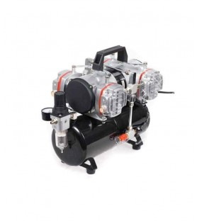 4 CYLINDER COMPRESSOR WITH AIR TANK AS-48A