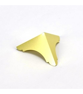 Set 4 Brass Corner Edge Piece Nº2
