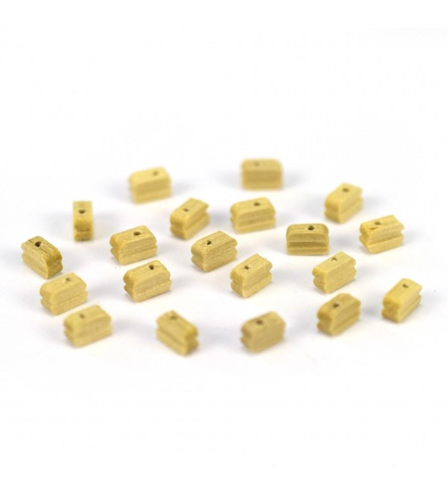 Ship model accessories: single block 5 mm