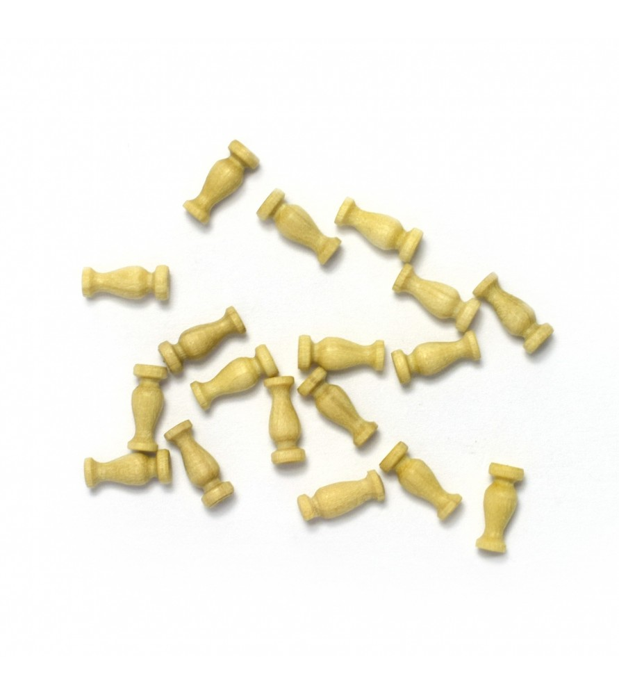 COLUMNA DE BOJ 8 mm (18 uds)