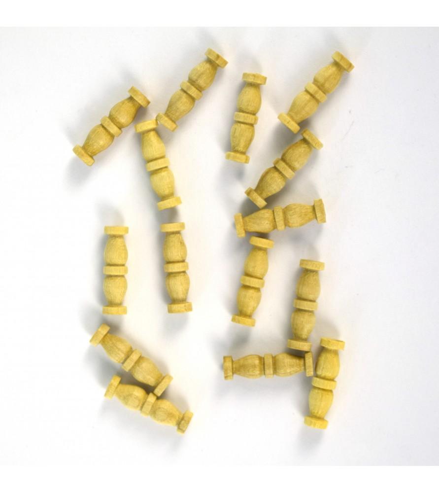 DOBLE COLUMNA DE BOJ 12 mm (15 uds)