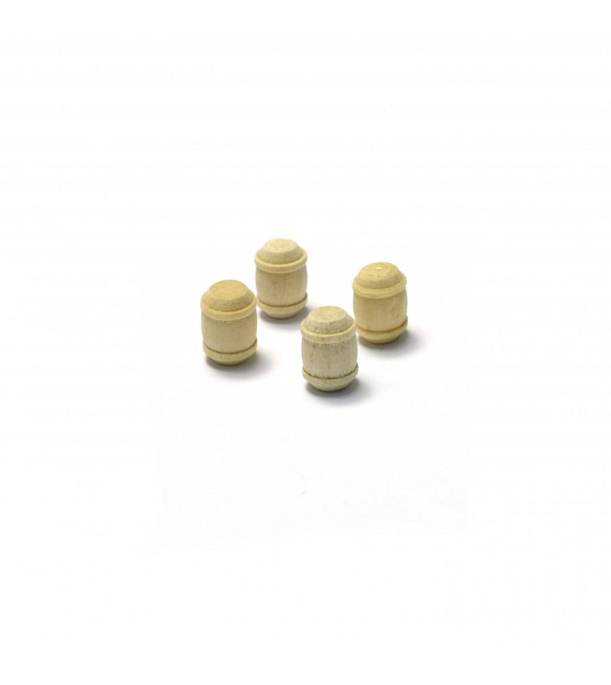 BARRIL DE BOJ 8 mm (4 uds)
