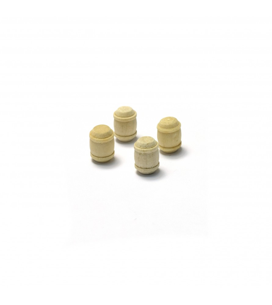 TONNEAU 8 mm (4 u)