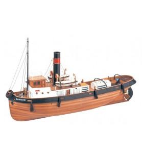 Maqueta de barco en madera: Sanson