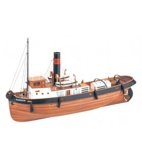 Sanson, wooden model ship kit