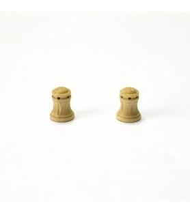 CABESTRANTE VERTICAL FRESADO 10 mm (2 uds)