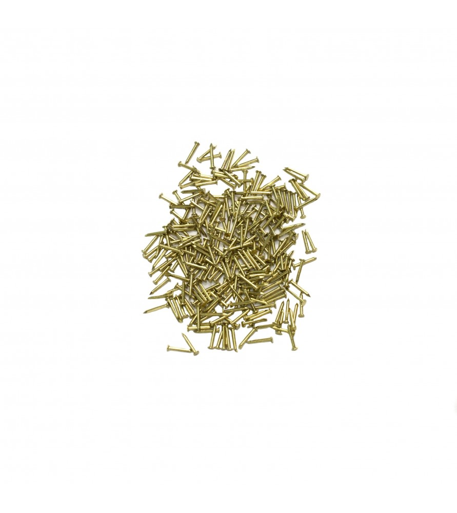 Brass Iron Nails 5mm (300 units)