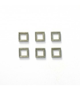 MARCO TRONERA 6x6 mm (6 uds)