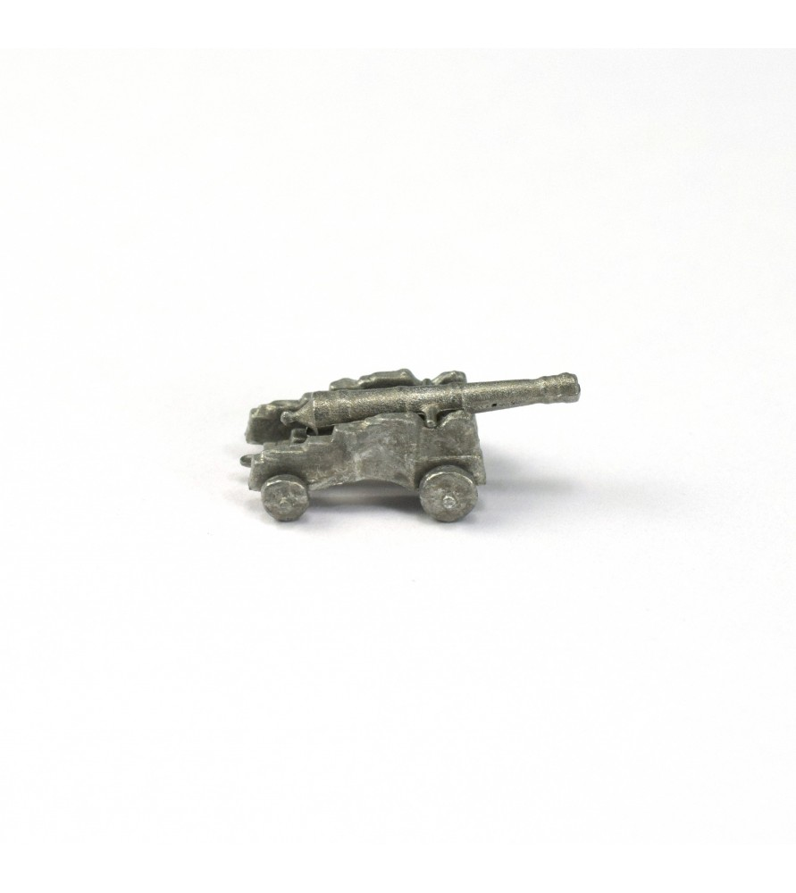 CANNON W/ METAL CARRIAGE 20 mm (2 unit)