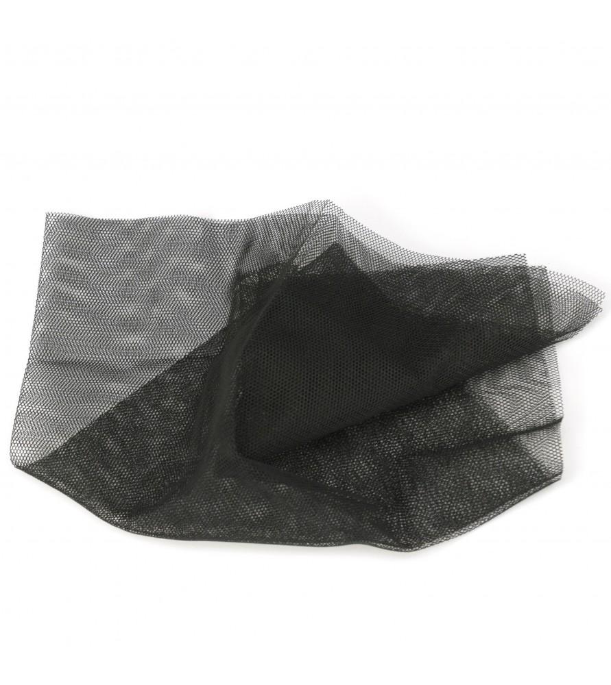 BLACK FINE NET 200x350 mm