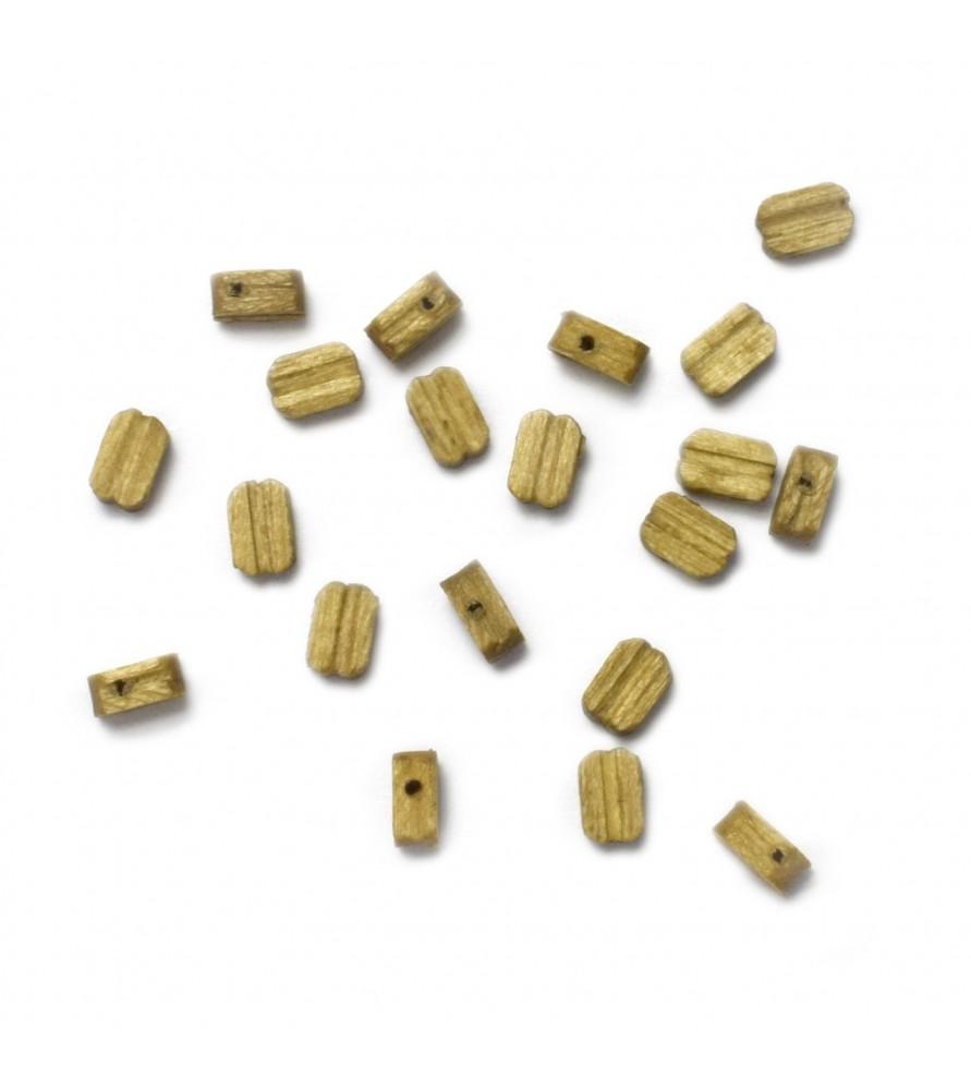 Ship model accessories: single block 3 mm