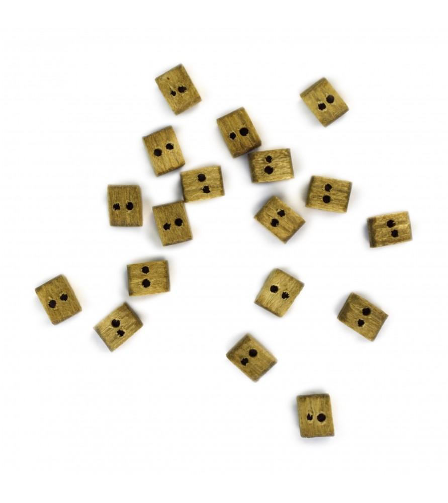 Ship model accessories: double block 3 mm