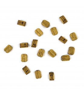 DOUBLE BLOCK 5mm (18u.)