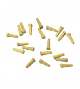 POINTES EN BOIS 6mm (20u.)