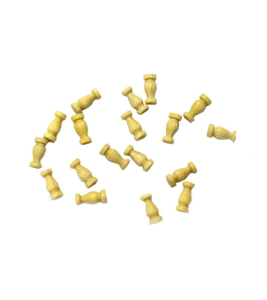 Ship model accessories: single column 6 mm