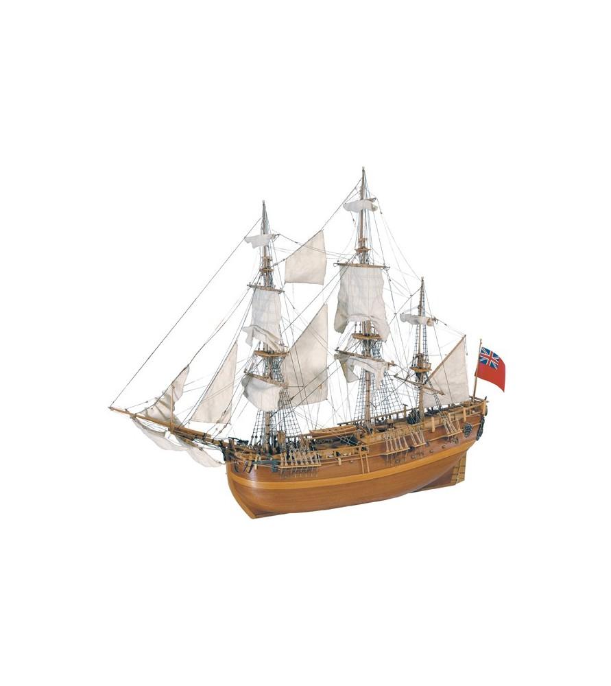Wooden Model Ship Building Kits