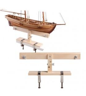 Soporte de Casco para Modelismo Naval