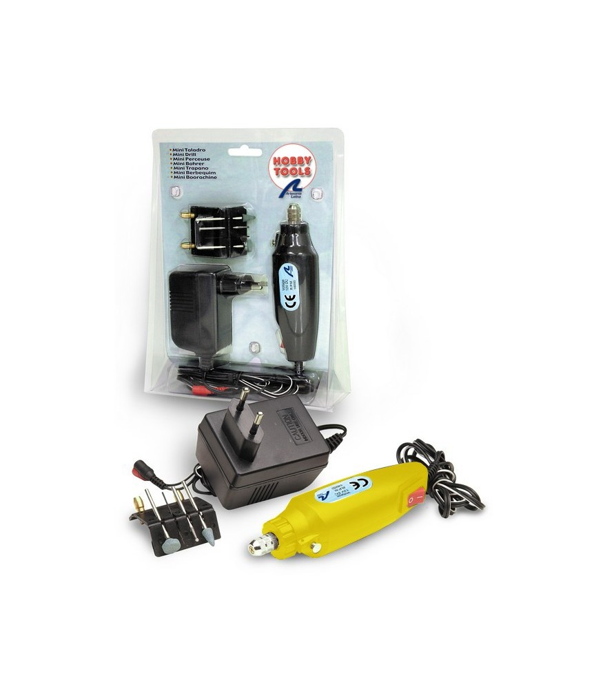 Mini taládro eléctrico