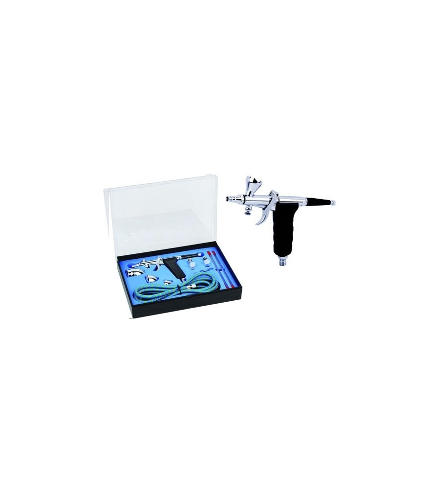 DOUBLE ACTION TRIGGER AIRBRUSH BD-116C