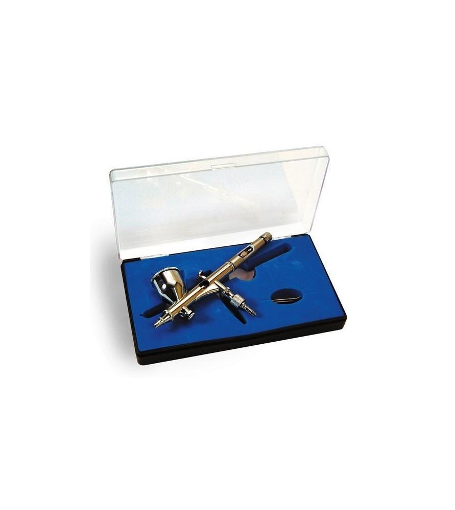 Aerógrafo de doble acción con aguja de 0,25 mm