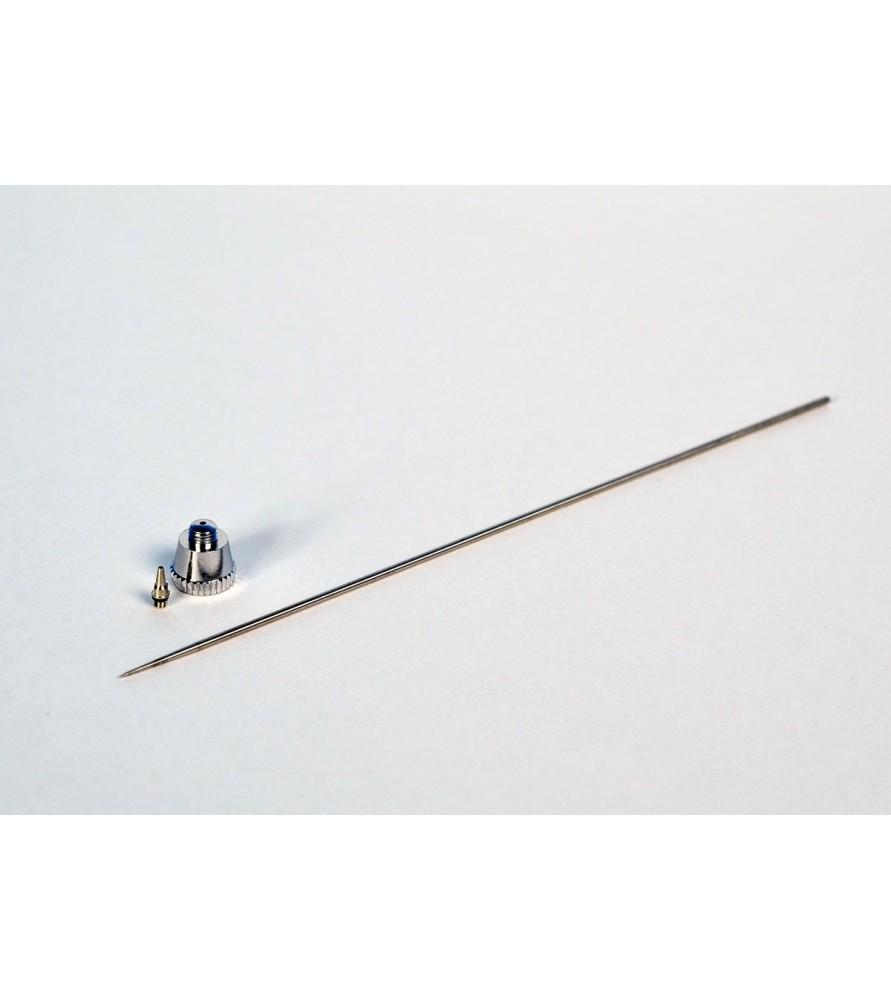 Obturador + aguja de diam. 0,30 mm