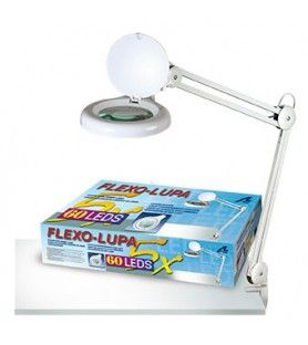 Magnifying lamp 60 LED 5X
