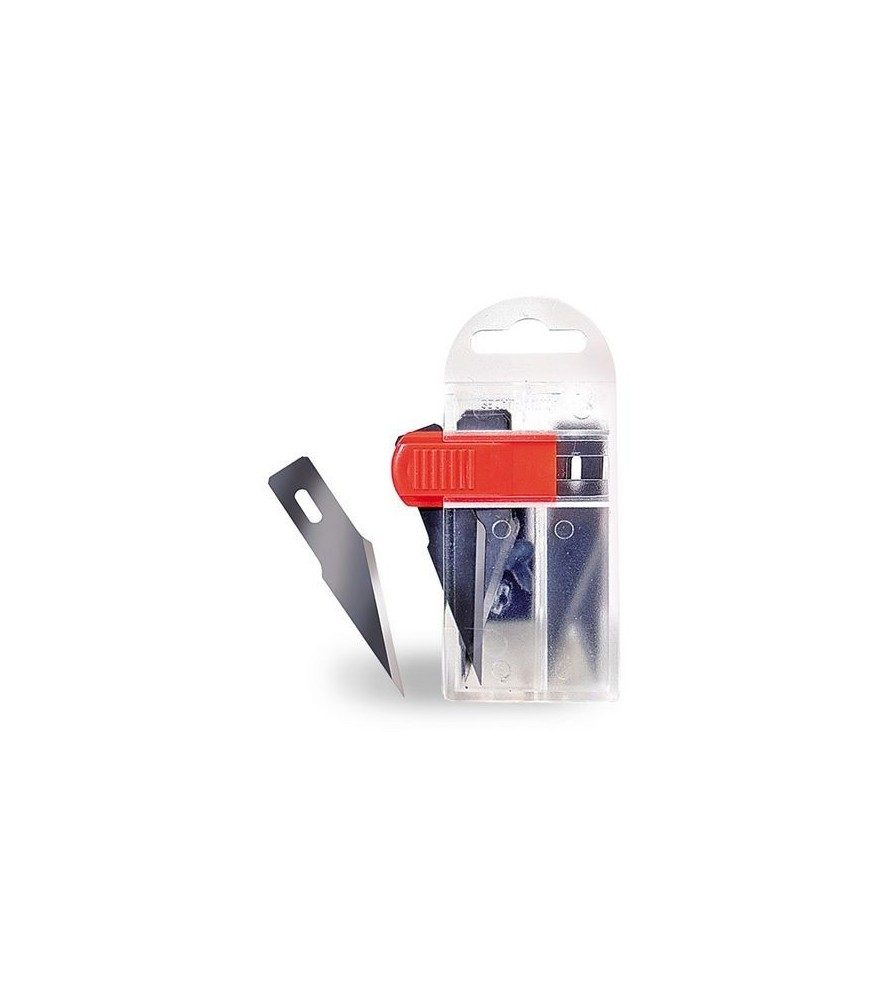 Security dispenser with 10 blades Nº 5