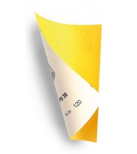 Set of 4 thickset sandpapers (80, 120, 180, 240)