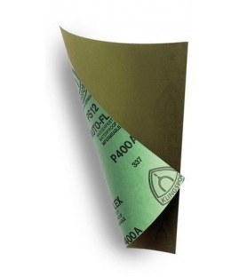 Set of 4 thin sandpapers (400, 600, 800, 1000)