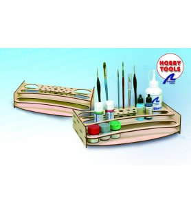 Modeler´s Paintings and Tools Organizer