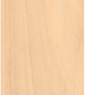 Basswood Plywood Board 35.43'' (900 mm) x 11.81'' (300mm) x 0.06'' (1.5 mm)
