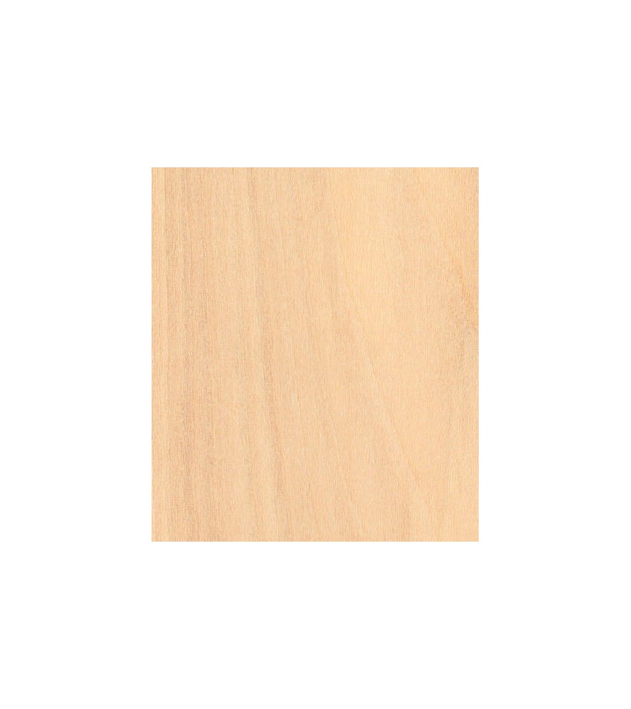 Basswood Plywood Board 35.43'' (900 mm) x 11.81'' (300mm) x 0.16'' (4 mm)