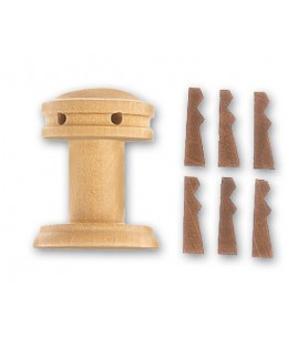 CAPSTAN VERTICAL + GUARDAINFANTES 25 mm (1 unit)