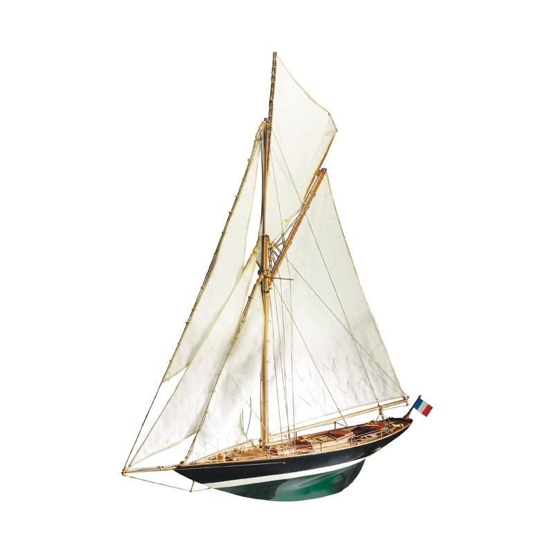maqueta-barco-madera-pen-duick-velero-cuter-frances