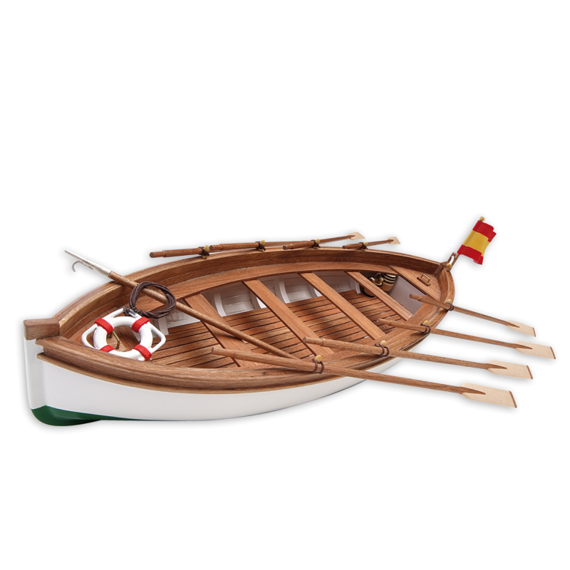 wooden-model-ship-kit-lifeboat-spanish-training-ship-juan-sebatian-elcano-1-35
