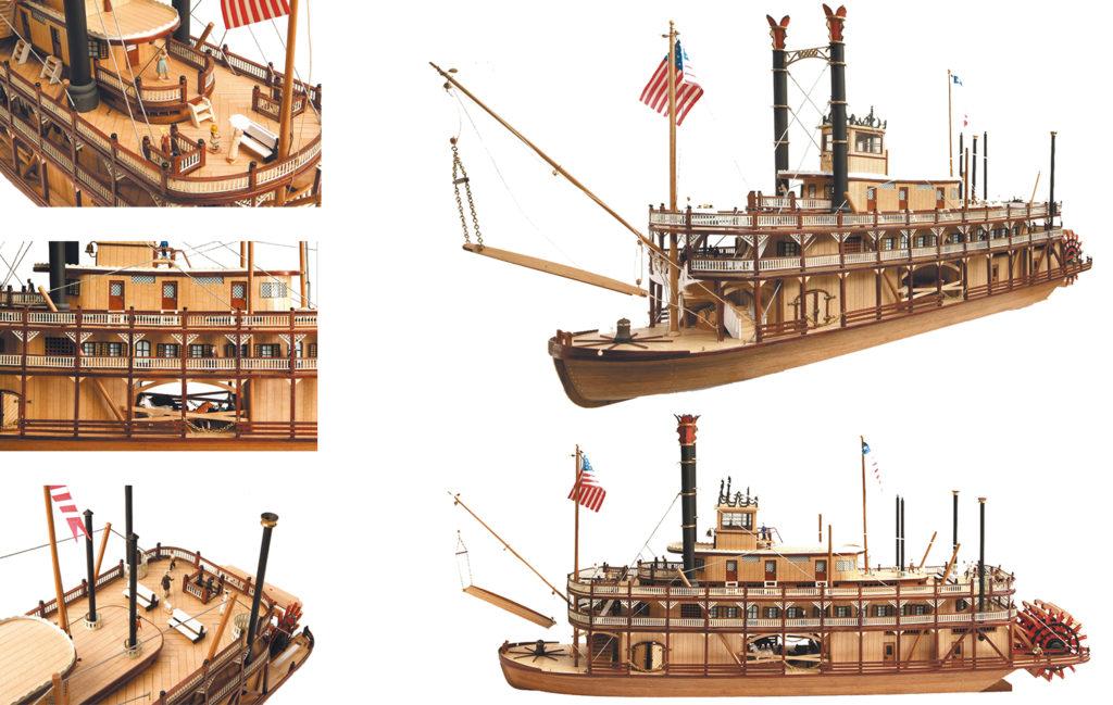 Ship Models Catalog. Models of historic North American ships.