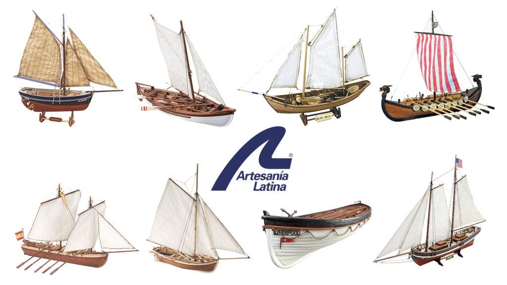Catalog of Wooden Ship Models for Beginners.