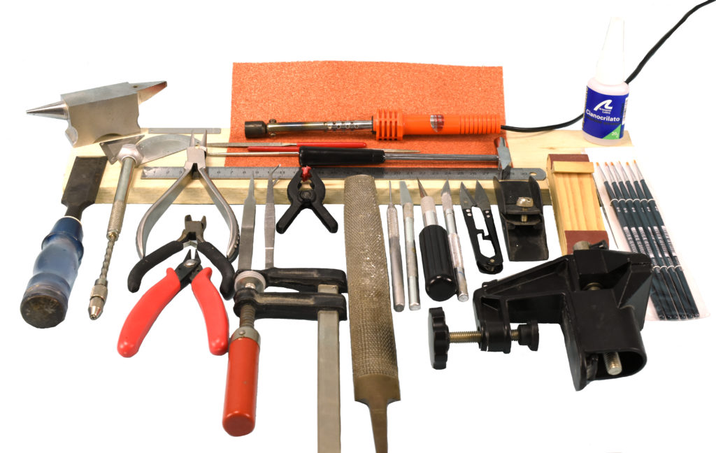 Buy modeling tools. Assortment of Generic Tools for Modeling.