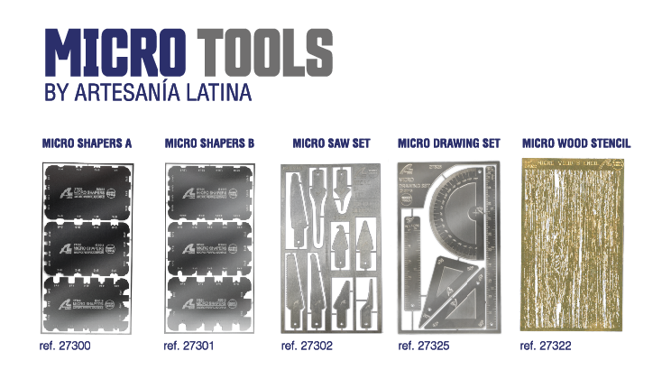 Buy modeling tools. Specific Micro Tools for Modeling.