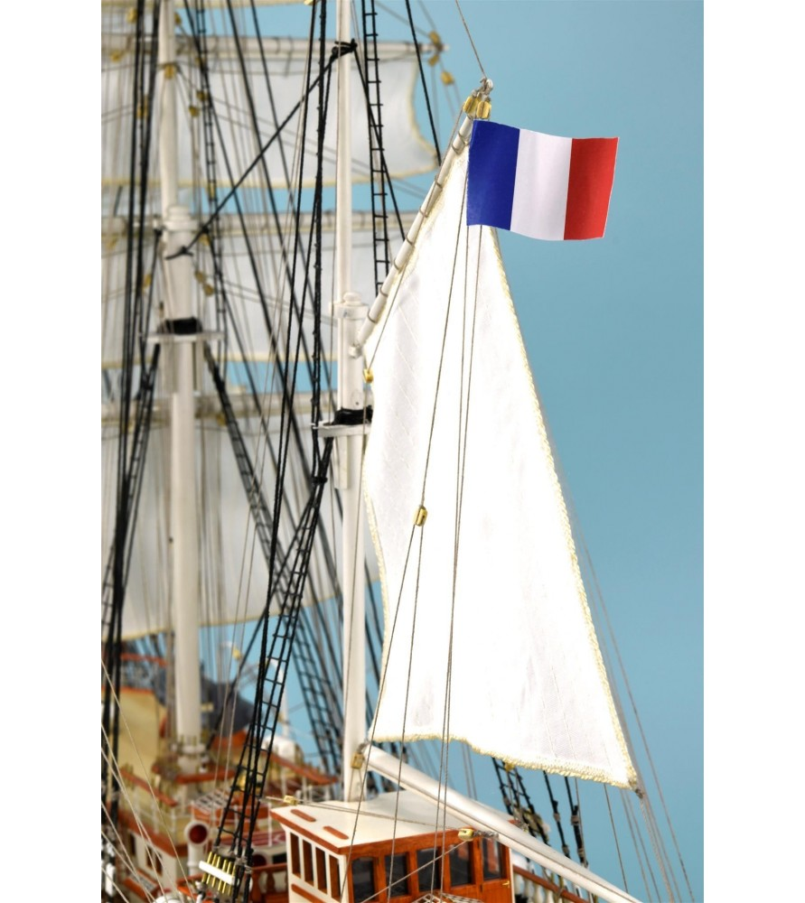 Ship Models Catalog. Models of historic French ships.