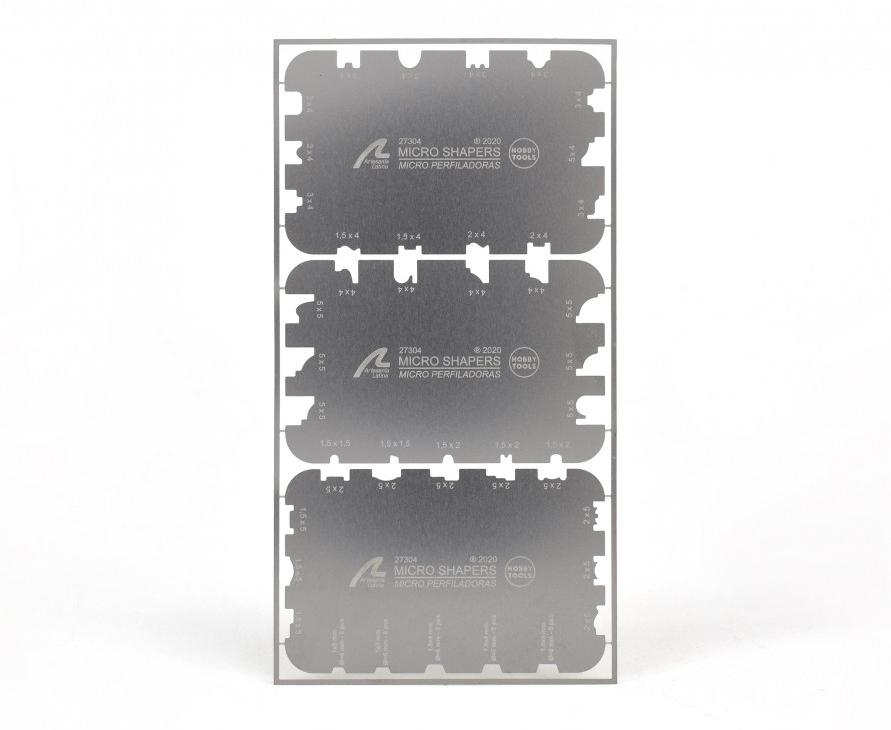 Micro Outils de Modélisme. Micro Profileuses C pour Maquettes en Bois et Plastique.